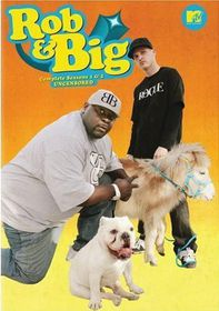Rob & Big:Complete First Season - (Region 1 Import DVD)