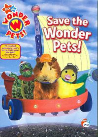 Wonder Pets:Save the Wonder Pets - (Region 1 Import DVD)