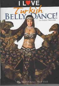 I Love Turkish Bellydance - (Region 1 Import DVD)