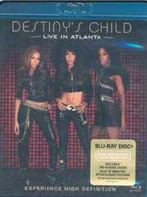 Destiny's Child - Live in Atlanta (Blu-Ray Disc)