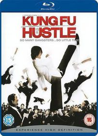 Kung Fu Hustle - (Import Blu-ray Disc)
