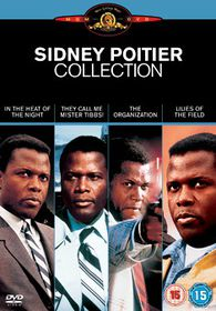 Sidney Poitier Collection - (Import DVD)