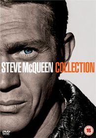 Steve Mcqueen MGM Collection - (Import DVD)