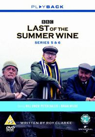 Last Of The Summer Wine 5 & 6 - (Import DVD)