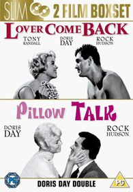 Lover Come Back/Pillow Talk - (Import DVD)