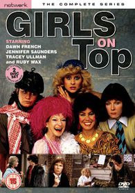 Girls On Top-Complete Box Set - (Import DVD)