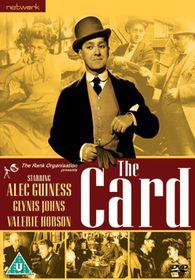 Card - (Import DVD)
