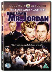 Here Comes Mr.Jordan - (Import DVD)