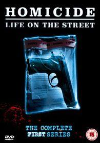 Homicide: Life on the Street - Season 1 - (Import DVD)