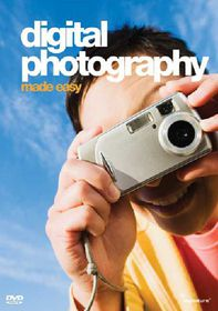 Digital Photography Made Easy - (DVD)
