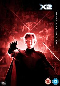 X-Men 2 Definitive Edition - (Import DVD)