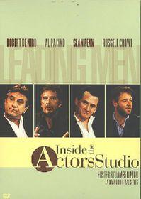 Inside the Actors Studio:Leading Men - (Region 1 Import DVD)