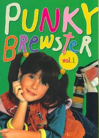 Punky Brewster Vol 1 - (Region 1 Import DVD)