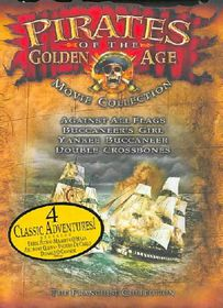 Pirates Of the Golden Age Movie Collection - (Region 1 Import DVD)