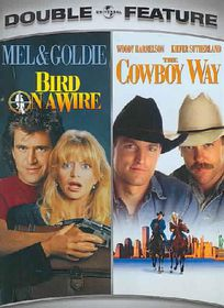Bird on a Wire/Cowboy - (Region 1 Import DVD)
