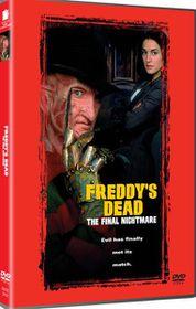 Nightmare on Elm Street Part 6: Freddy's Dead (DVD)