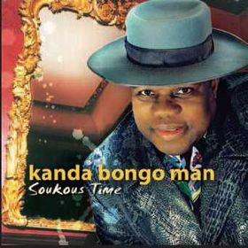 Kanda Bongo Man - Soukous Time (CD)