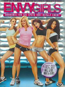 Envy Girls Gift Set - (Region 1 Import DVD)