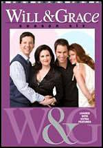 Will & Grace Season 6 - (Region 1 Import DVD)