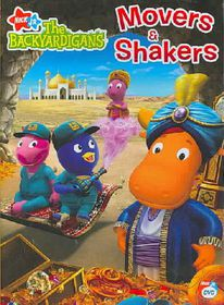 Backyardigans:Movers & Shakers - (Region 1 Import DVD)