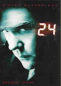 24 Season 3 - (Region 1 Import DVD)