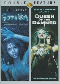 Gothika/Queen of the Damned - (Region 1 Import DVD)