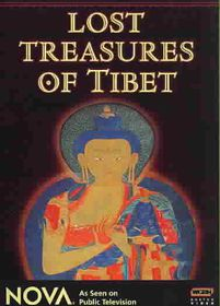 Lost Treasures of Tibet - (Region 1 Import DVD)