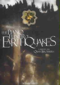 Piano Tuner of Earthquakes - (Region 1 Import DVD)