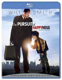 Pursuit of Happyness - (Region A Import Blu-ray Disc)