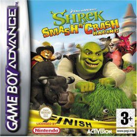 Shrek Smash 'N' Crash (GBA)
