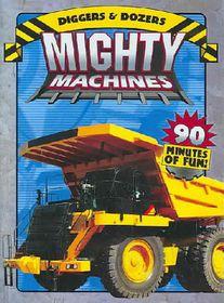 Mighty Machines #1 - (Region 1 Import DVD)