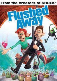 Flushed Away - (Region 1 Import DVD)