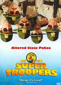 Super Troopers - (Region 1 Import DVD)