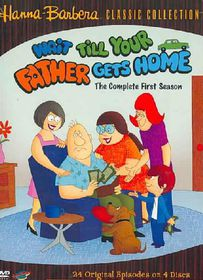 Wait Till Your Father Gets Home: The Complete First Season - (Region 1 Import DVD)