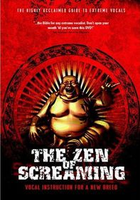 Zen of Screaming - (Region 1 Import DVD)