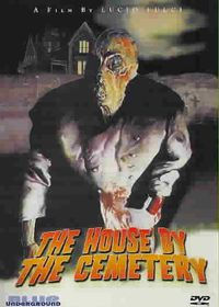 House by the Cemetery - (Region 1 Import DVD)