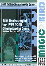 Magic vs. Bird: The 1979 NCAA Championship Game25th Anniversary Edition - (Region 1 Import DVD)