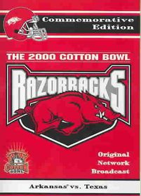 2000 Cotton Bowl National Championship Game - (Region 1 Import DVD)
