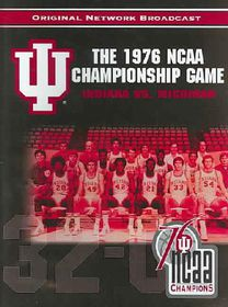 1976 Ncaa National Championship Game - (Region 1 Import DVD)