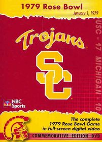 1979 Rose Bowl:Usc Vs Michigan - (Region 1 Import DVD)