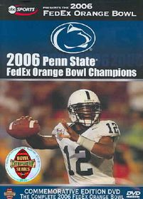 2006 Orange Bowl:Penn State Vs Fsu - (Region 1 Import DVD)