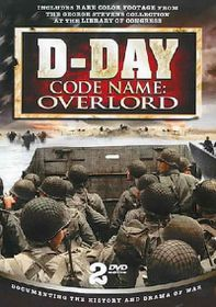 D Day:Code Name Overlord - (Region 1 Import DVD)