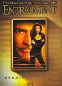 Entrapment - (Region 1 Import DVD)