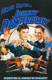 Johnny Dangerously - (Region 1 Import DVD)