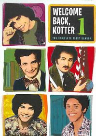 Welcome Back Kotter:First Season - (Region 1 Import DVD)
