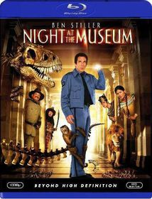 Night at the Museum - (Region A Import Blu-ray Disc)