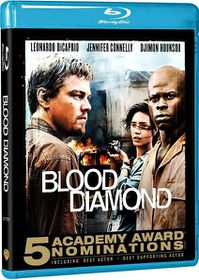 Blood Diamond - (Region A Import Blu-ray Disc)