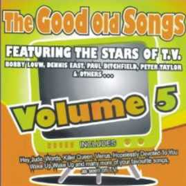The Good Old Songs - Vol.5 - Various Artists (CD)