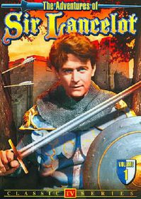 Adventures of Sir Lancelot - (Region 1 Import DVD)