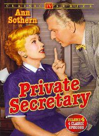 Private Secretary Vol 4 - (Region 1 Import DVD)